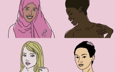 Prevenzione tumore seno donne in spagnolo, cinese, russo, inglese