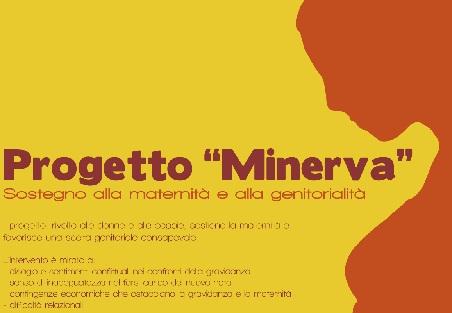 Progetto Minerva sostegno alla maternità e alla genitorialità
