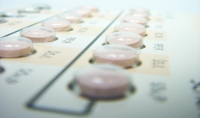 Pillola contraccettiva e rischio trombosi