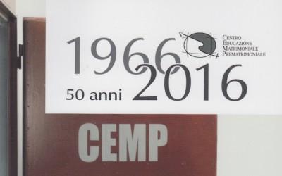Un libro per ricordare i 50 anni del Cemp